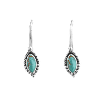 TURQUOISE OASIS EARRINGS