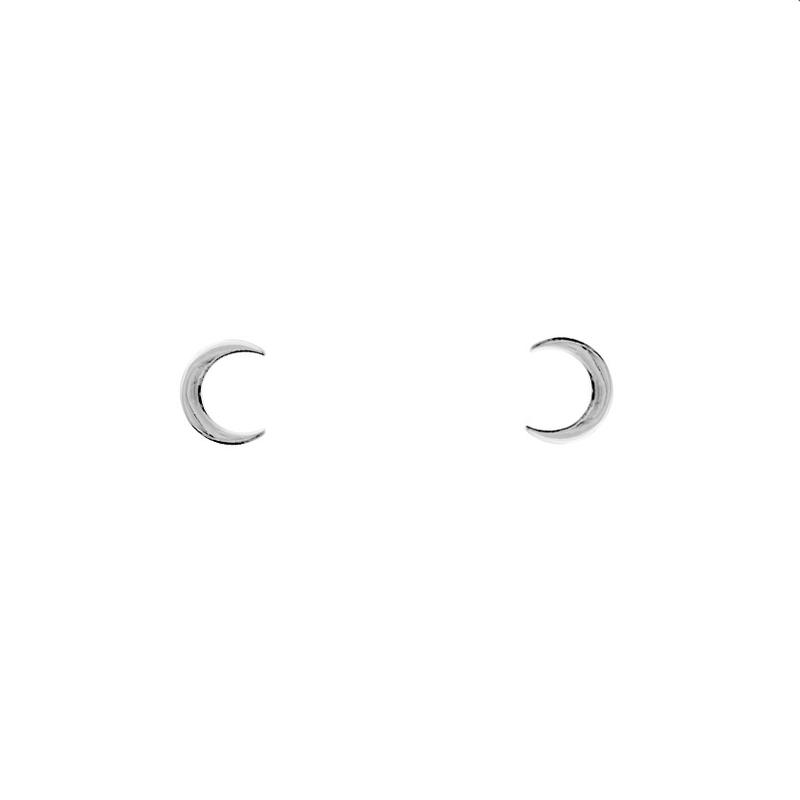 MOON CRESCENT EARRINGS