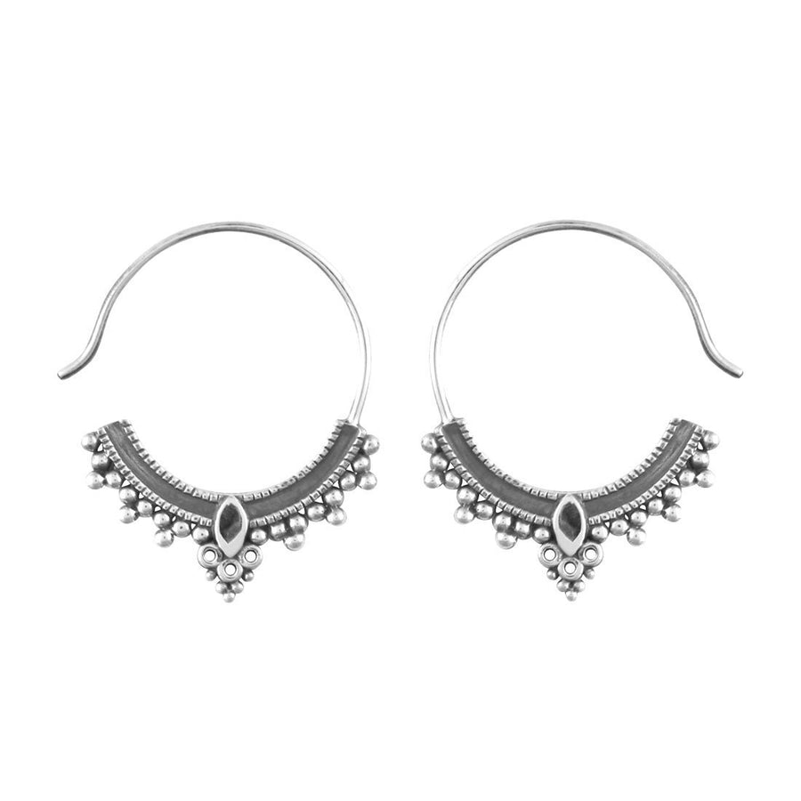 PERIYAR HOOP EARRINGS