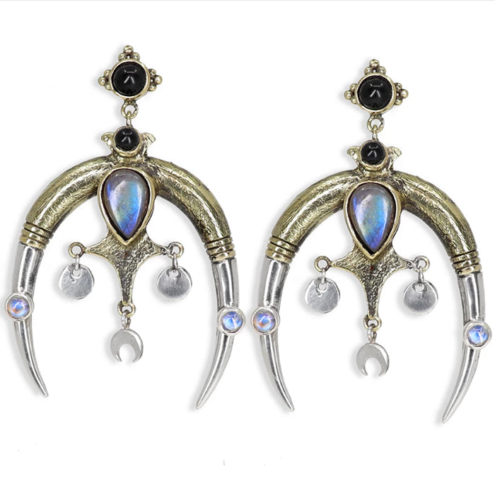 TONIMAY WARRIOR EARRINGS