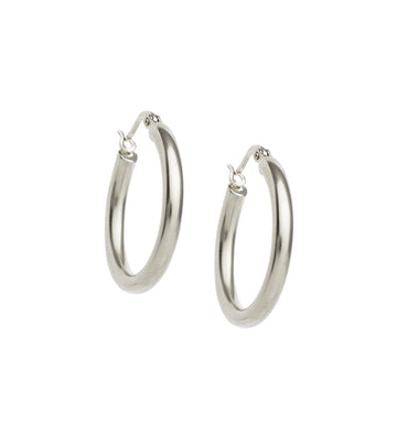 X OLIVE COOKE | BY THE SEA LOST TIDAL HOOP EARRINGS