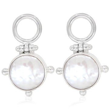 SOLARIS | LOST PEARL EARRINGS