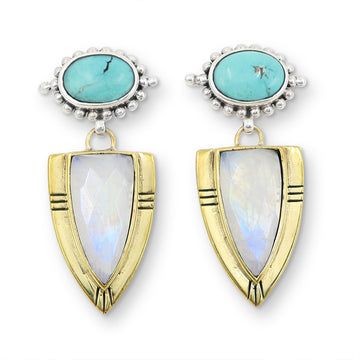 SOLARIS | CASSIUS EARRINGS