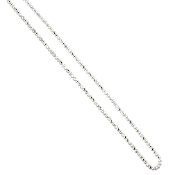 IRONCLAY 2MM BALL CHAIN 80CM