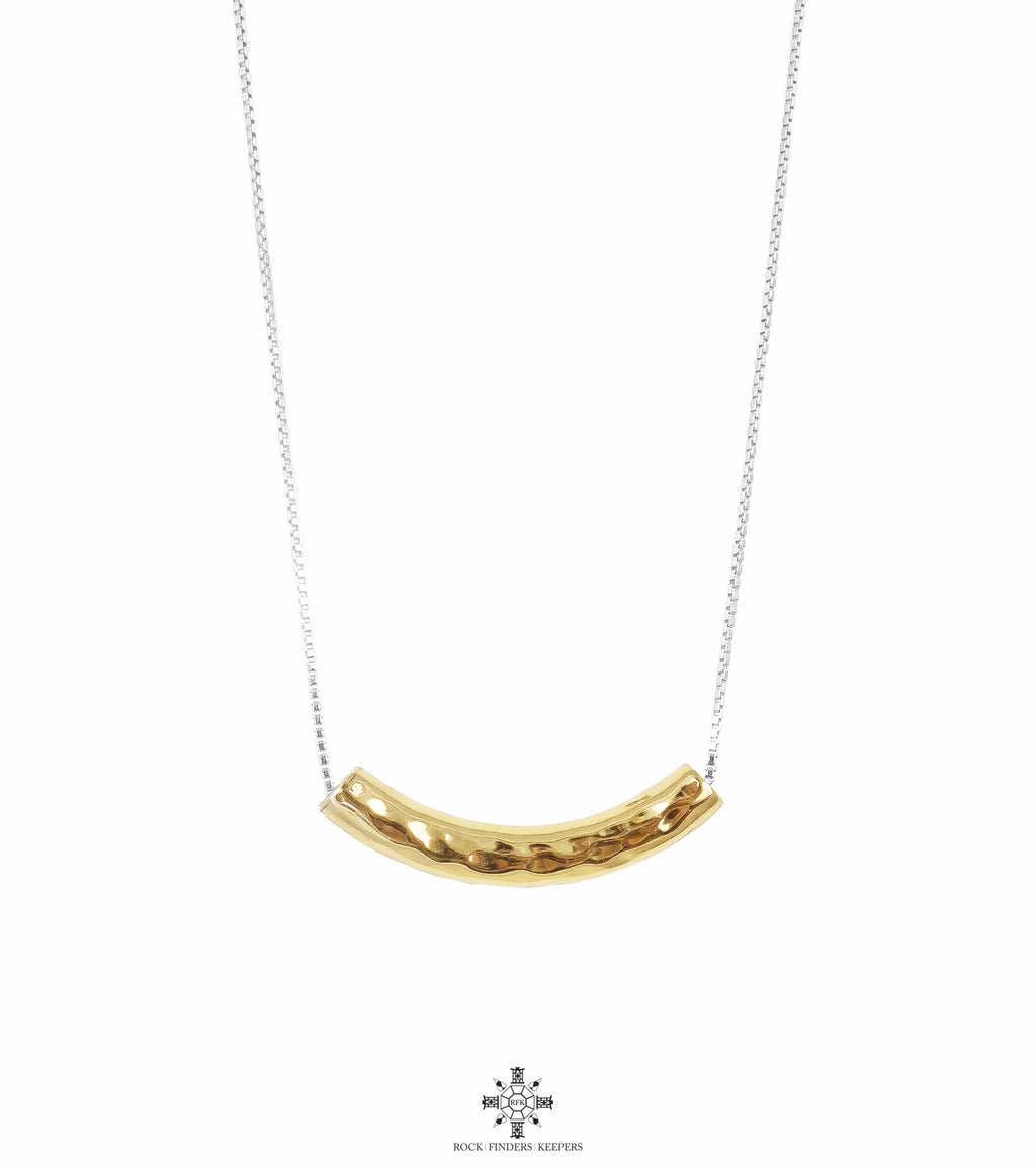 ROCK FINDERS KEEPERS HUSK NECKLACE