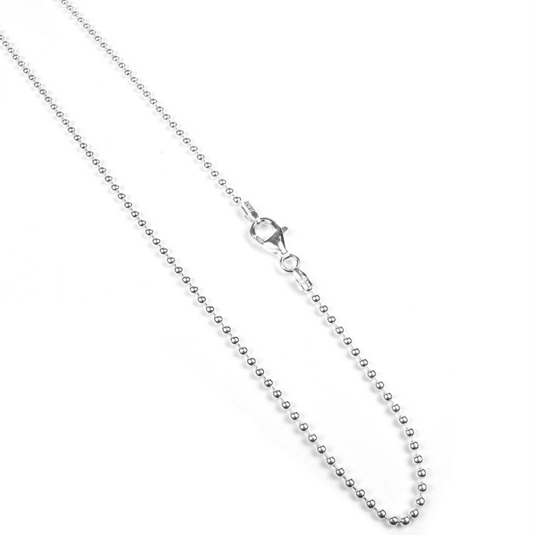 ALCHEMY COLLECTION 2.5MM BALL CHAIN