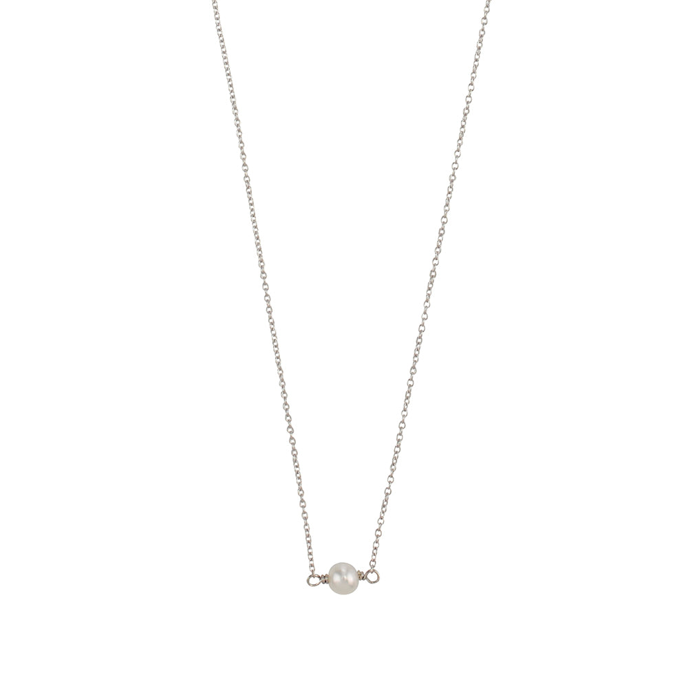 SAMANTHA WILLS JASMINE & FLEETWOOD PETITE NECKLACE
