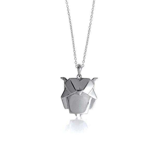 BOWERBIRD ORIGAMI OWL NECKLACE
