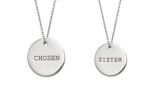 MATTERS SPEAKING SOUL SISTER NECKLACE