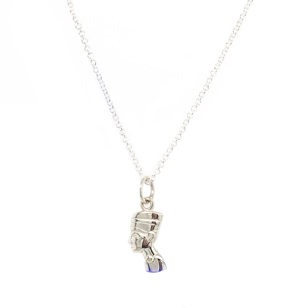 SILVERGIRL NEFERTITI NECKLACE