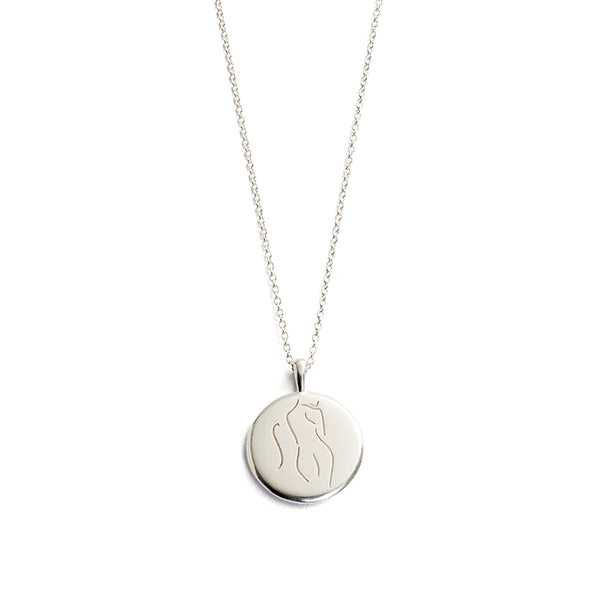 KIRSTIN ASH SHE // BELIEF AMULET NECKLACE