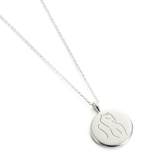 SHE | BELIEF AMULET NECKLACE