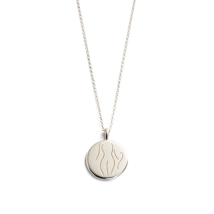 SHE | AUTHENTICITY AMULET NECKLACE