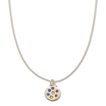 CHAKRA HEALING AND BALANCE NECKLACE