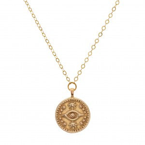 THE EYE NECKLACE