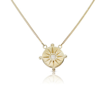PARAGON | SUN DIAL NECKLACE