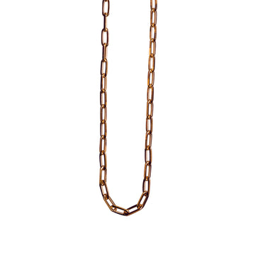 CLIP CHAIN NECKLACE