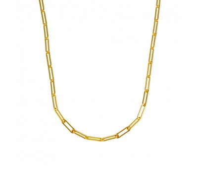 OBLONG LINK CHAIN