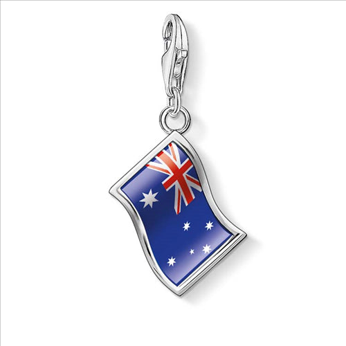 THOMAS SABO CHARM CLUB AUSTRALIAN FLAG