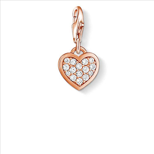THOMAS SABO CHARM CLUB HEART