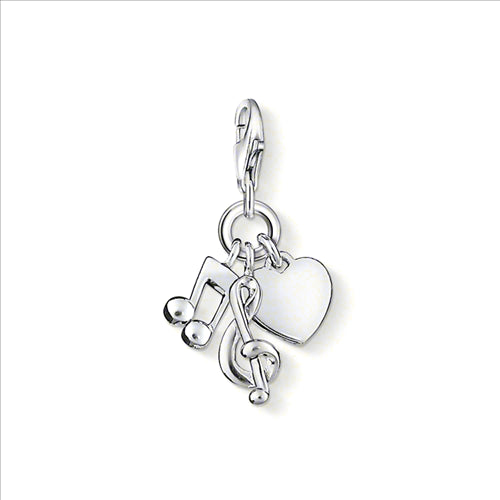 THOMAS SABO CHARM CLUB LOVE MUSIC