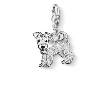 CHARM CLUB FOX TERRIER