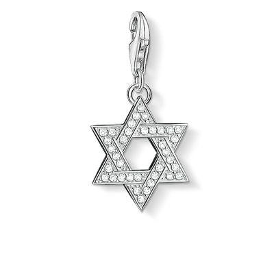 THOMAS SABO CHARM CLUB STAR OF DAVID