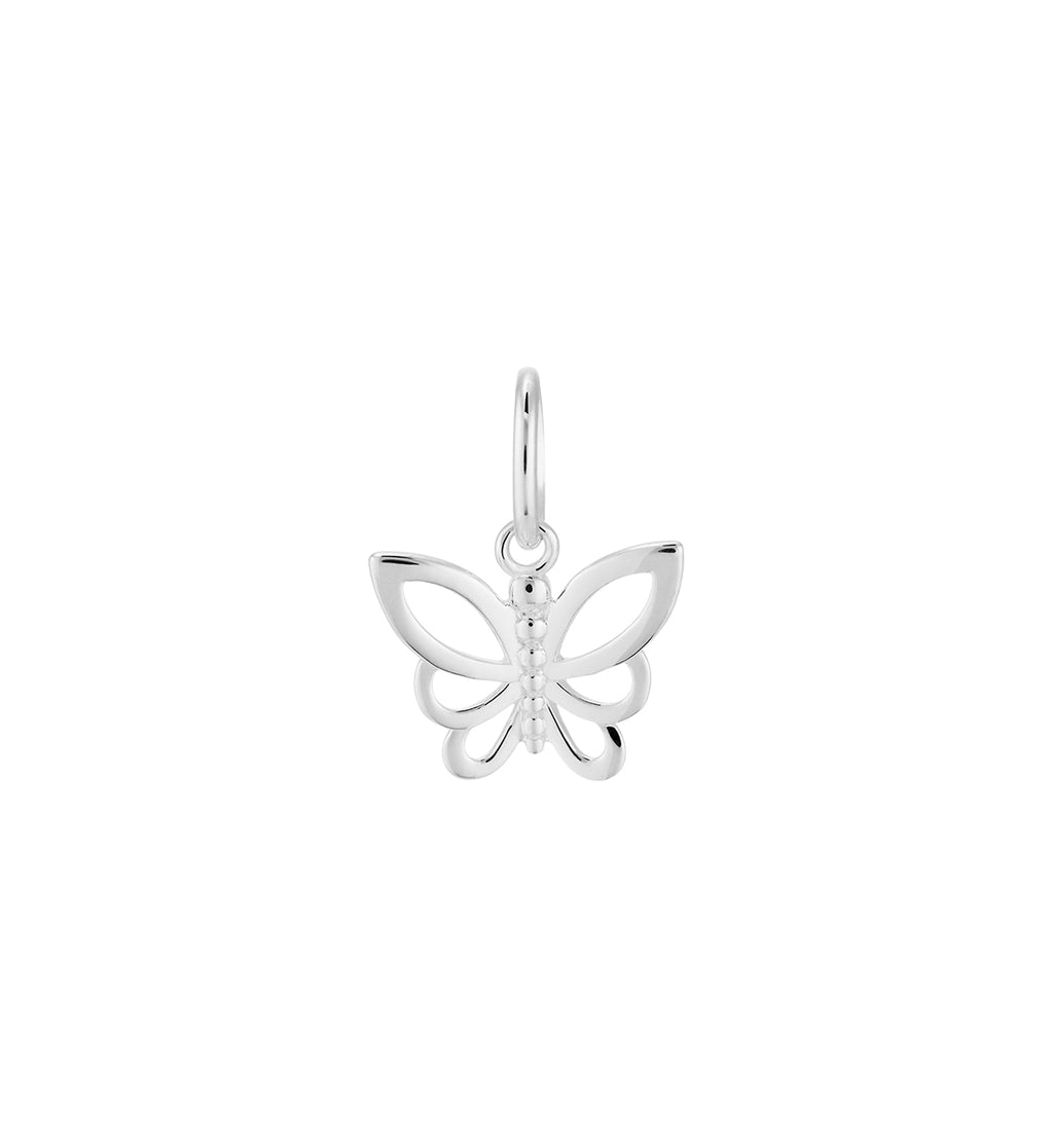 LITTLE KIRSTIN ASH BUTTERFLY CHARM