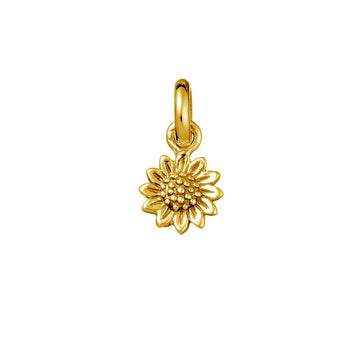 DELICATE SUNFLOWER CHARM