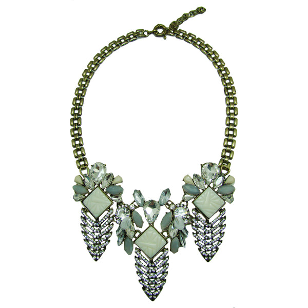 CHRYSALINI MULTI COLOUR NECKLACE