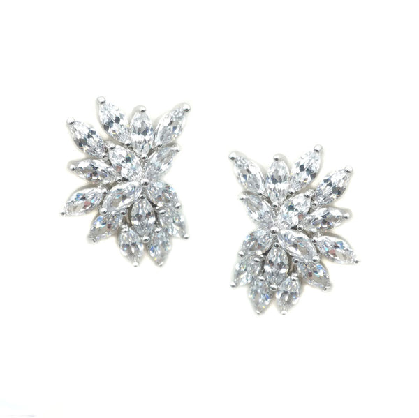 CHRYSALINI SPARKLE EARRINGS