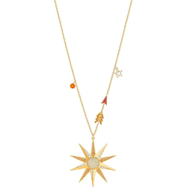 SWAROVSKI LUCKY GODDESS STAR NECKLACE