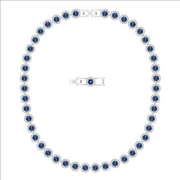 ANGELIC NECKLACE -BLUE