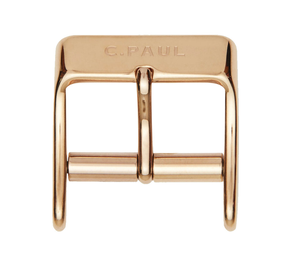 CHRISTIAN PAUL ROSE GOLD 20MM BUCKLE