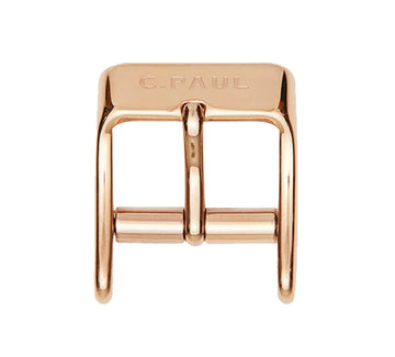 ROSE GOLD 16MM BUCKLE