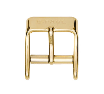 GOLD 16MM BUCKLE