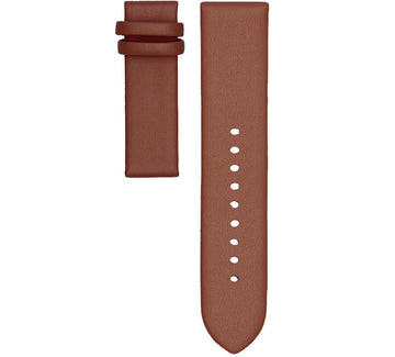 TAN LEATHER 20MM STRAP