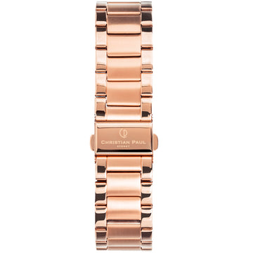 ROSE GOLD LINK 20MM WATCH BAND