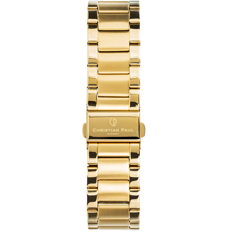 GOLD LINK 20MM WATCH BAND