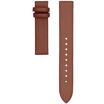 TAN LEATHER 16MM STRAP