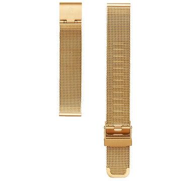 ROSE GOLD MESH 16MM WATCH BAND