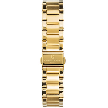 GOLD LINK 16MM WATCH BAND