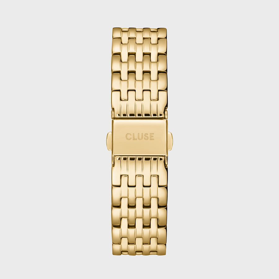 YELLOW GOLD LINK STRAP