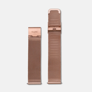 LA BOHEME ROSE GOLD WATCH STRAP