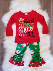 Little Miss Nice List