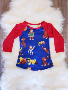 Curious George top