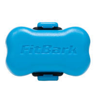 FitBark Dog Activity Monitor, Life of the Party Blue