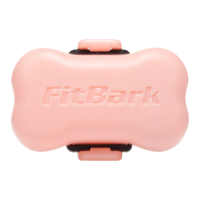 FitBark Dog Activity Monitor, Romantic Snuggler Pink