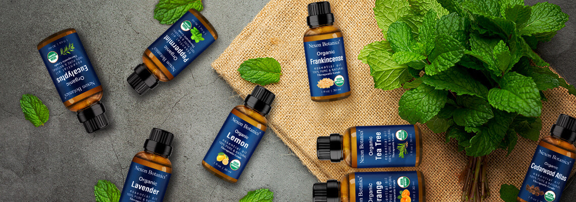 essential oils to calm anxiety