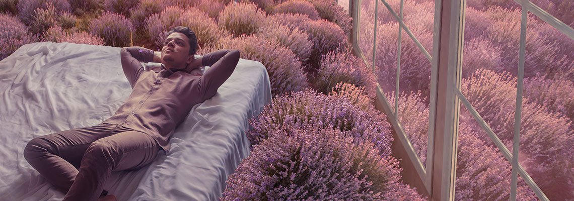 Ease Headaches and Promote Relaxation - Lavender oil